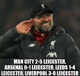 Leicester memes