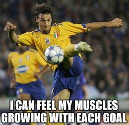 Muscles memes